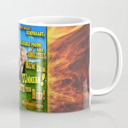 Rachel Ray and Guy Going for a Ride Coffee Mug