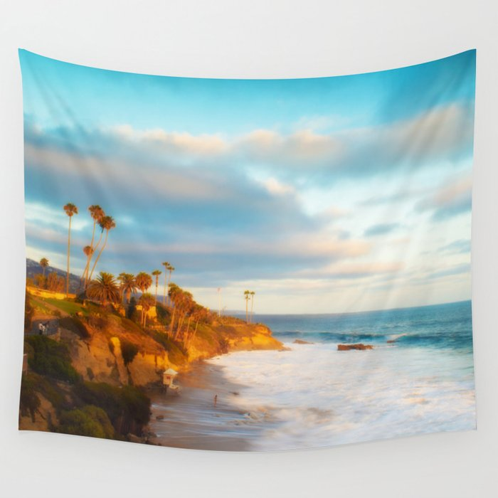 dream-with-me-wall-tapestry by society6