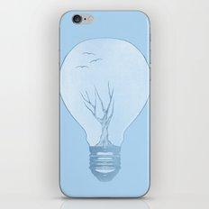 Ideas Grow iPhone & iPod Skin