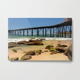 Catherine Hill Bay Metal Print