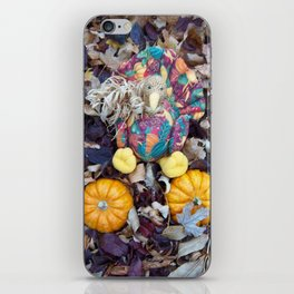 Thanksgiving Days iPhone Skin