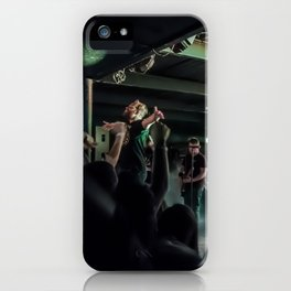 No Closer To Heaven iPhone Case