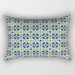 Arab Palaces VI Rectangular Pillow
