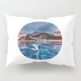 Snow Mountain No1 Pillow Sham