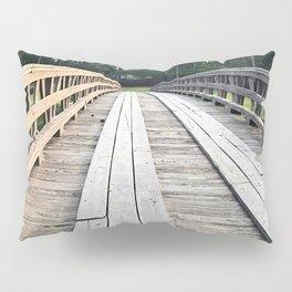 Over the Bridge Pillow Sham