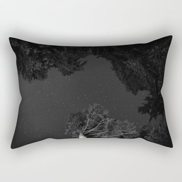 Sputnik Turntables Rectangular Pillow