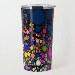 Stained Glass Jewels Travel Mug