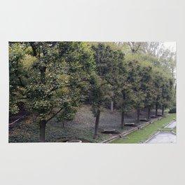 Longwood Gardens Autumn Series 20 Rug