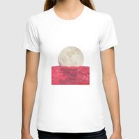 moonrise T-shirts featuring moonrise by sharon