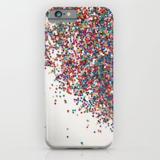 Fun II (NOT REAL GLITTER) iPhone 6 Slim Case