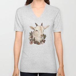 Goat and Figs Unisex V-Neck