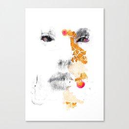 Georgia May Canvas Print