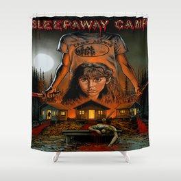 Sleepaway Camp 1983 Shower Curtain
