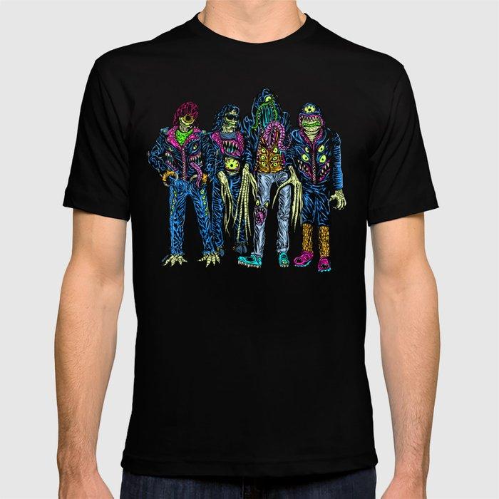 PUNK MONSTERS T-shirt