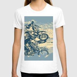 Dirt Track - Motocross Racing T-shirt