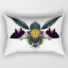 A wizards game Rectangular Pillow