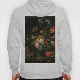 "Abraham Mignon ""The Overturned Bouquet"" Hoody"