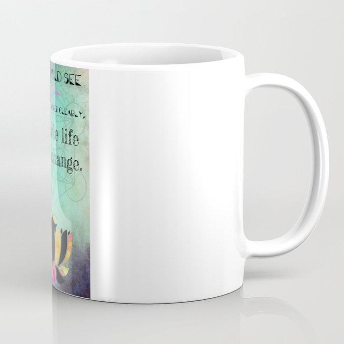 zen art inspirational buddha quotes coffee mug by jbjart society