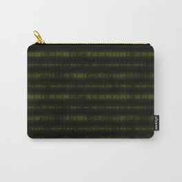 Lime Dna Data Code Carry-All Pouch