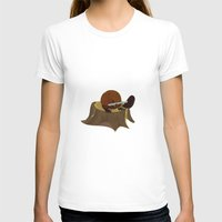 beaver T-shirts featuring Beaver by Studio Ria