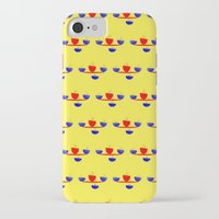 breakfast iPhone & iPod Cases featuring Breakfast by lillianhibiscus