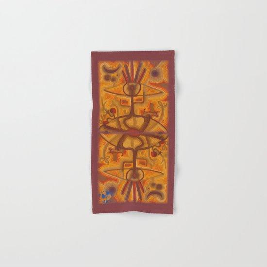 Together in God's Eye Hand & Bath Towel