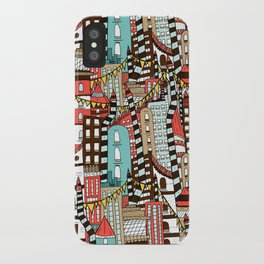 The City of Towers iPhone Case