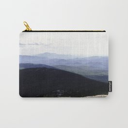 Land Waves Carry-All Pouch