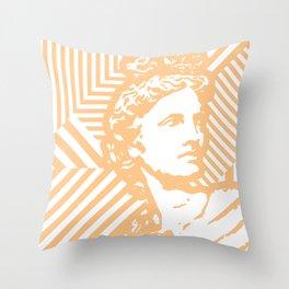 Gods Geometric - Apollo Throw Pillow