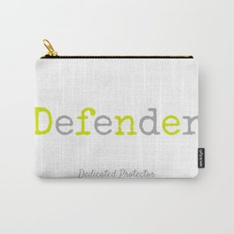 Defender of the Universe! Carry-All Pouch
