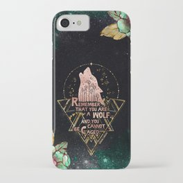 ACOWAR - You Are A Wolf iPhone Case