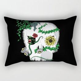 Life From Death Rectangular Pillow