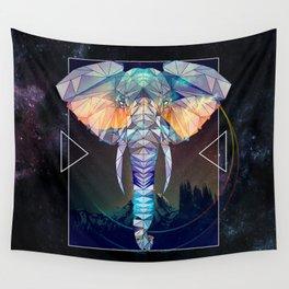 Spirit of Wisdom Wall Tapestry