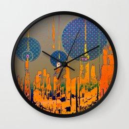 Influencers II Wall Clock
