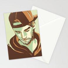 Snapback Stationery Cards