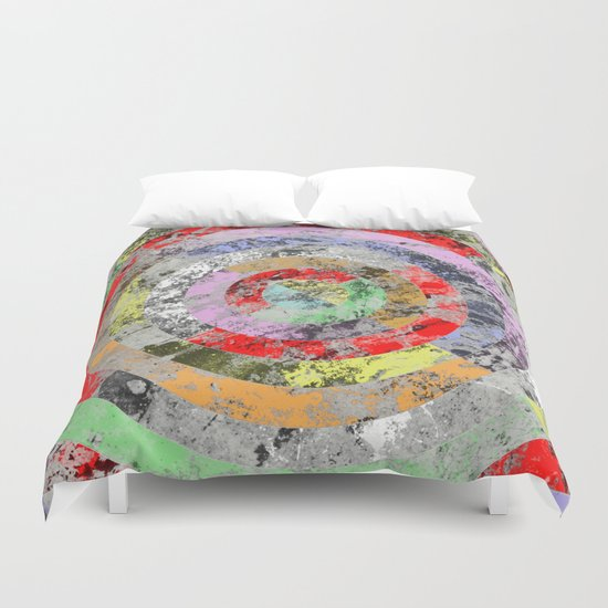 Concentricity Duvet Cover