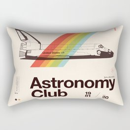 Astronomy Club Rectangular Pillow