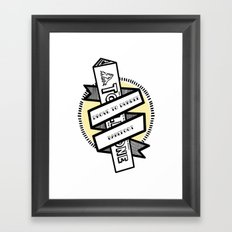 Alan Partridge Framed Art Print