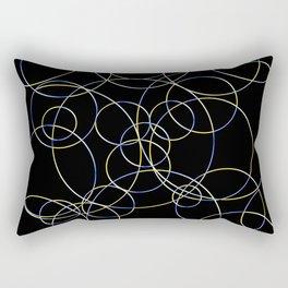 Neocirculum Rectangular Pillow