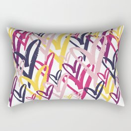 All You Need Is Love Rectangular Pillow