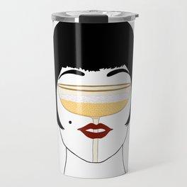 1920's Travel Mug