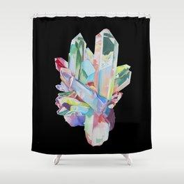 Aqua Aura Shower Curtain