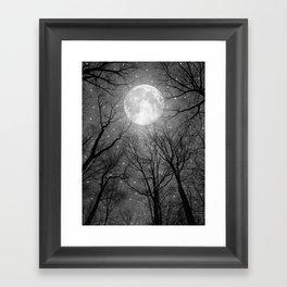 May It Be A Light Framed Art Print