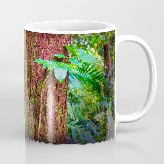 New and old rainforest growth Mug