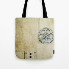 the palace. Tote Bag