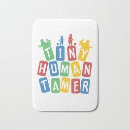 Tiny Human Tamer Bath Mat