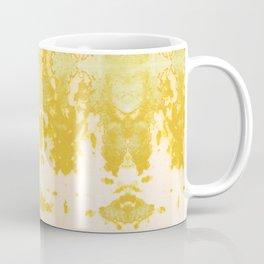 Kumo Ikat Turmeric Coffee Mug