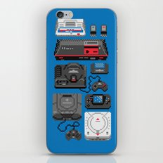 SErvice GAme History iPhone & iPod Skin