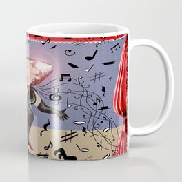 It ain't over until the fat lady sings Coffee Mug
