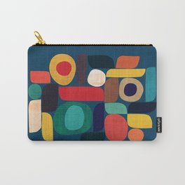 Miles and miles Carry-All Pouch